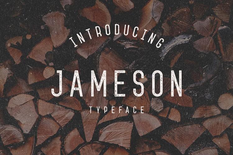 Jameson Typeface