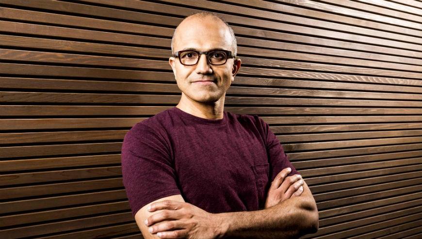 Nuevo CEO de Microsoft: Satya Nadella