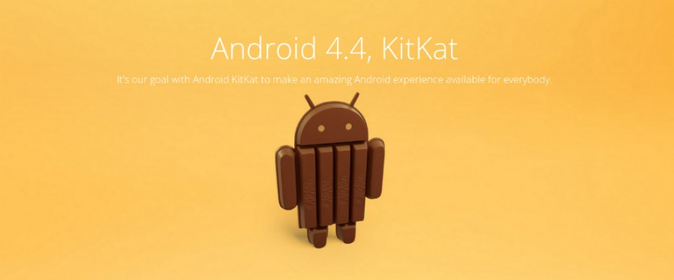 Android 4.4 ya tiene nombre: KitKat
